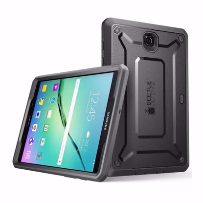 Picture of i-Blason i-Blason Unicorn Beetle Pro Case with Screen Protector for Samsung Galaxy Tab S3 9.7 in Black