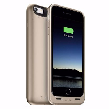Picture of Mophie mophie Juice Pack Case for Apple iPhone 6s/6 Plus in Gold