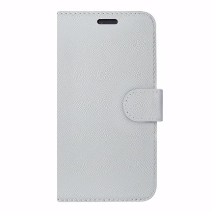 Picture of Case FortyFour Case FortyFour No.11 Case for Apple iPhone 8/7 in Cross Grain White