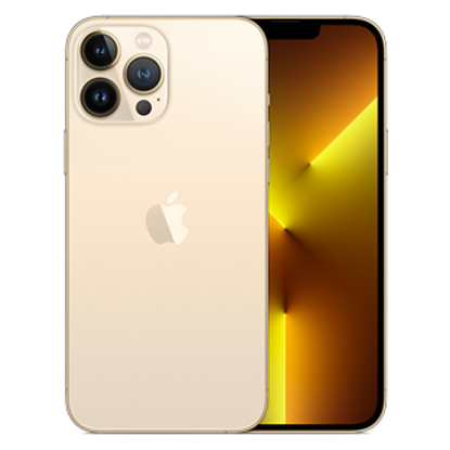 Picture of Apple iPhone 13 Pro Max 128GB Gold (MLL83B)